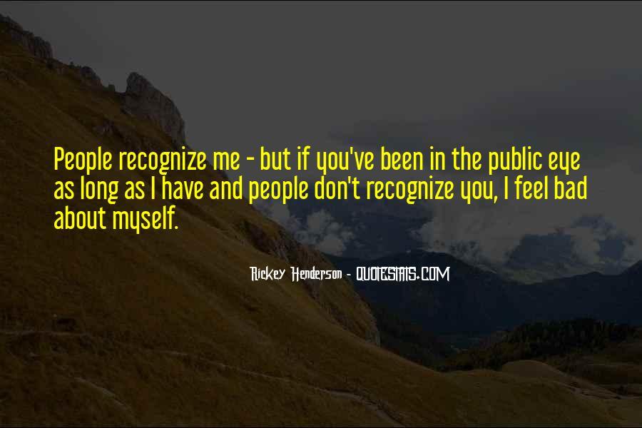 Rickey Henderson Quotes #1868837
