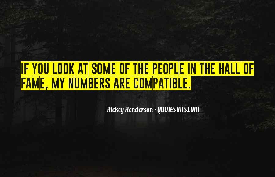 Rickey Henderson Quotes #392923