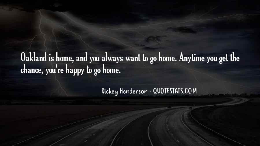 Rickey Henderson Quotes #536346