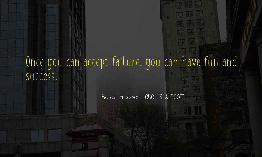 Rickey Henderson Quotes #751467