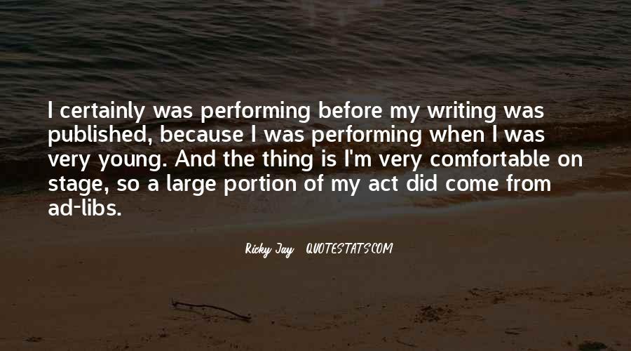 Ricky Jay Quotes #1424279