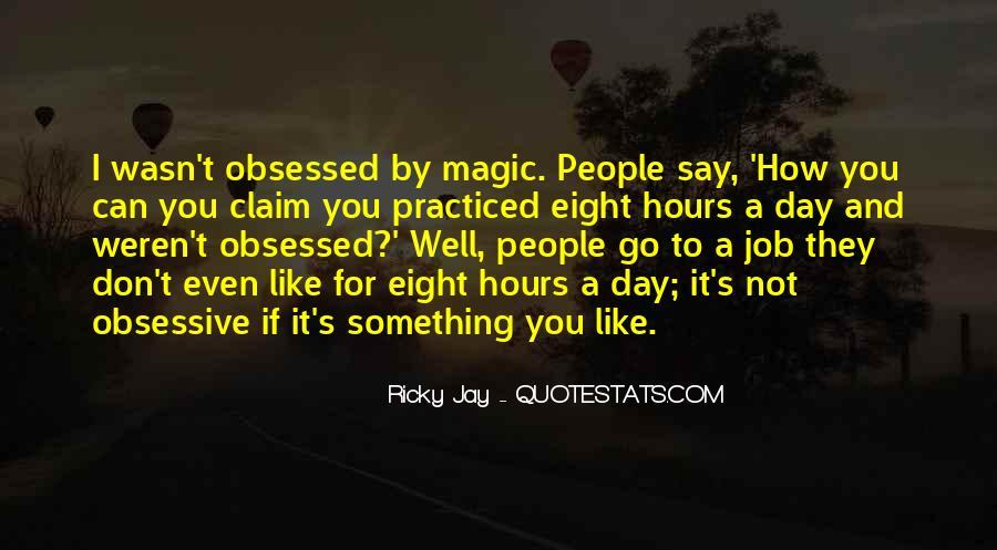 Ricky Jay Quotes #1830724