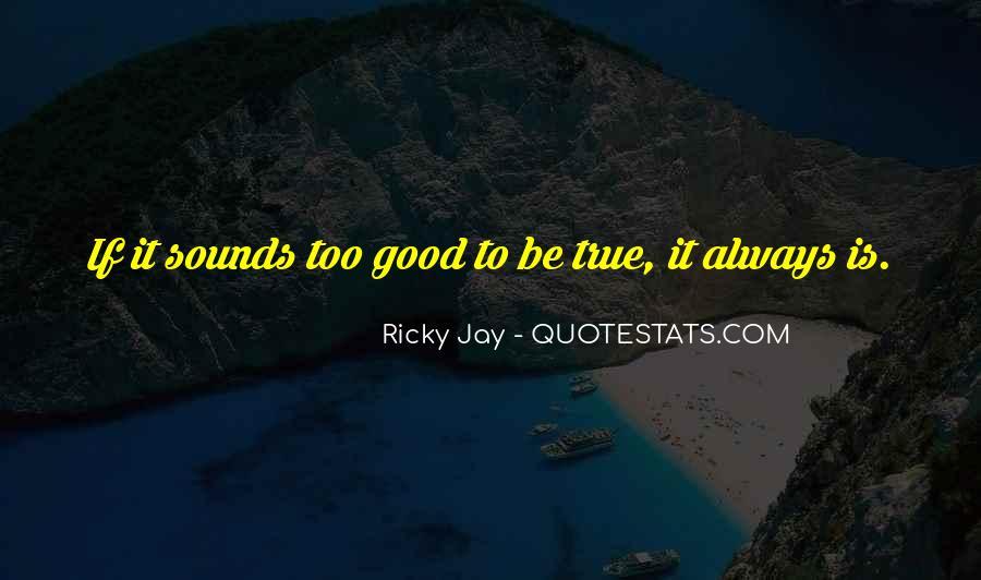 Ricky Jay Quotes #371598