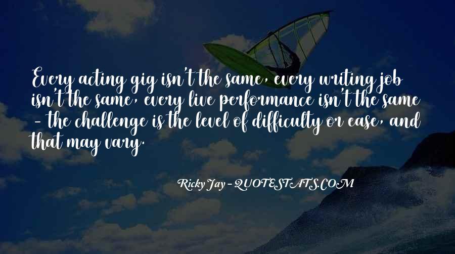 Ricky Jay Quotes #472835