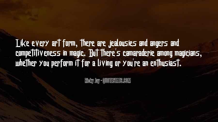 Ricky Jay Quotes #524255