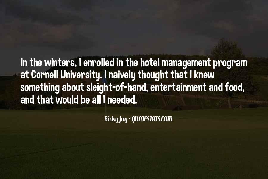 Ricky Jay Quotes #740367
