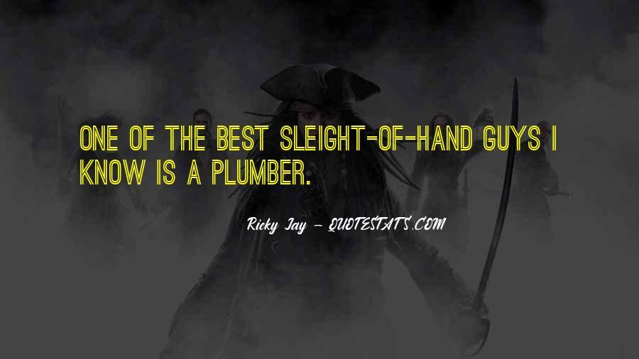 Ricky Jay Quotes #947822