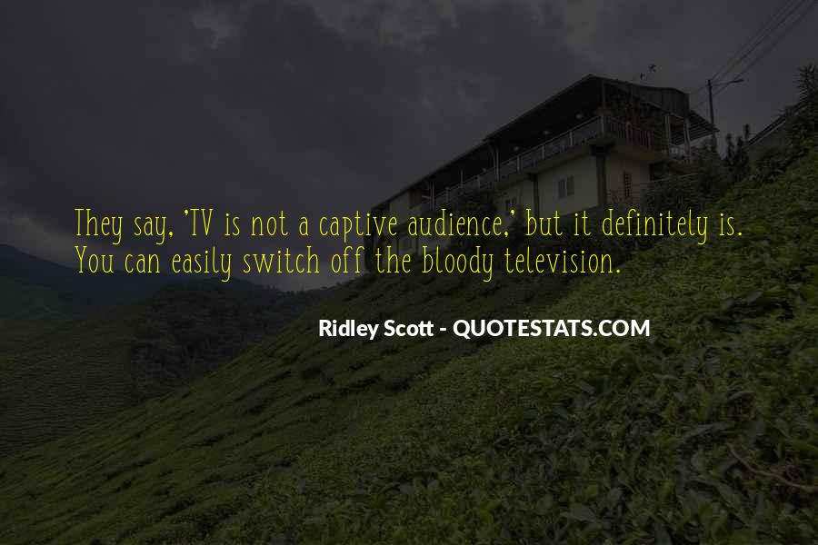 Ridley Scott Quotes #1186358
