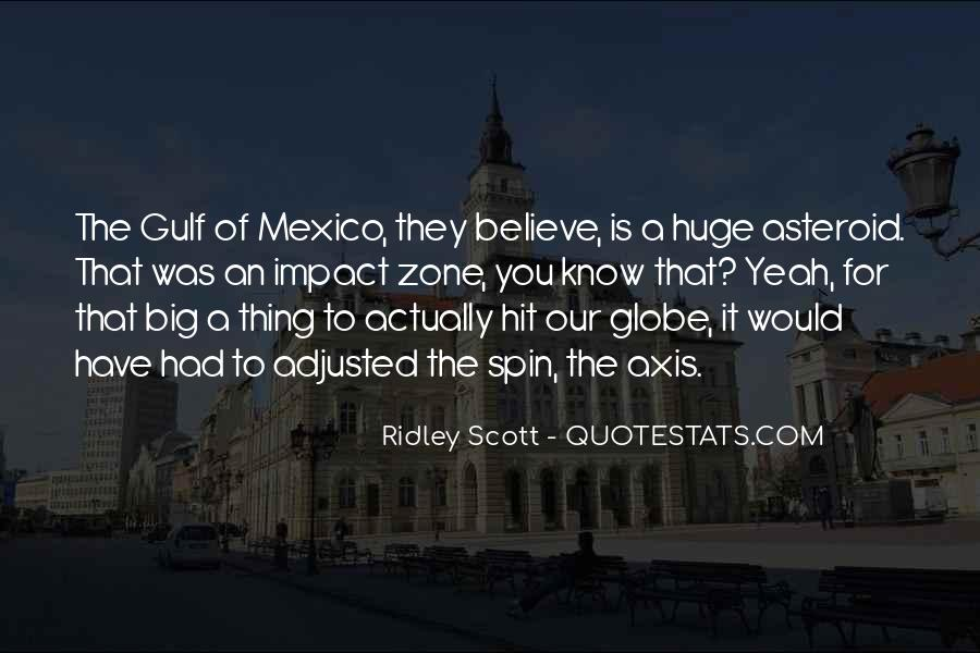 Ridley Scott Quotes #1392023