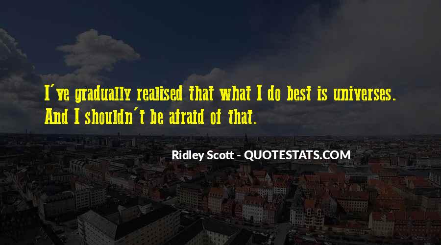 Ridley Scott Quotes #358272
