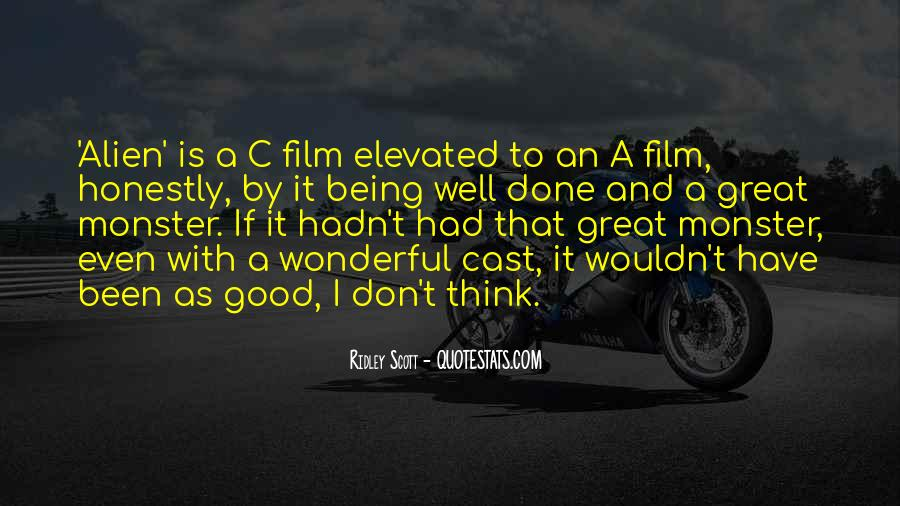 Ridley Scott Quotes #365300