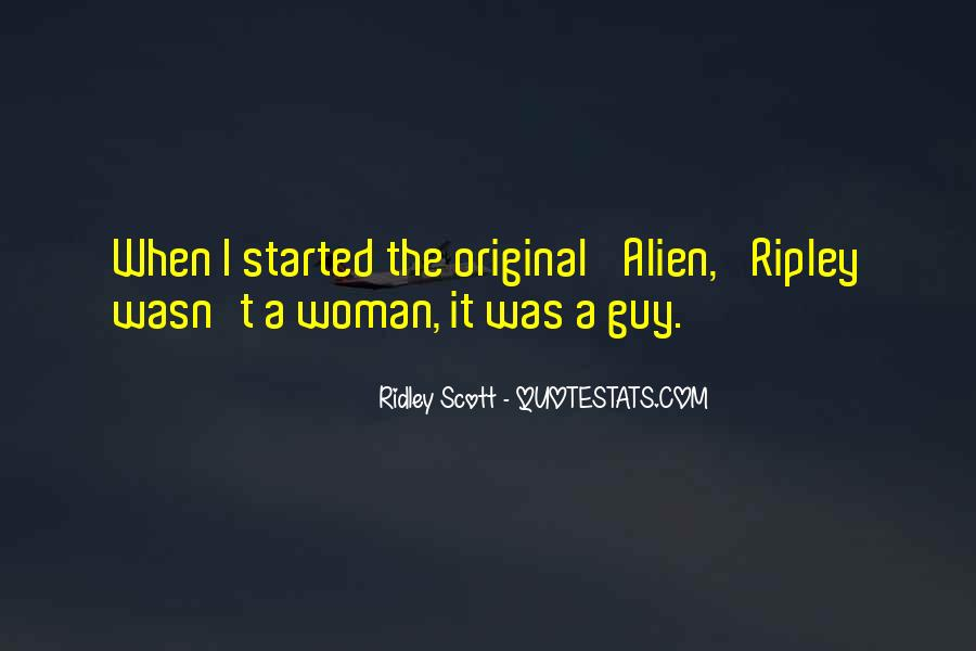 Ridley Scott Quotes #47222