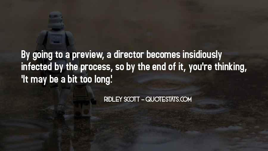 Ridley Scott Quotes #481541