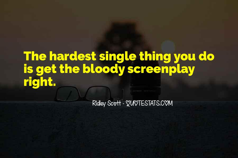 Ridley Scott Quotes #510216