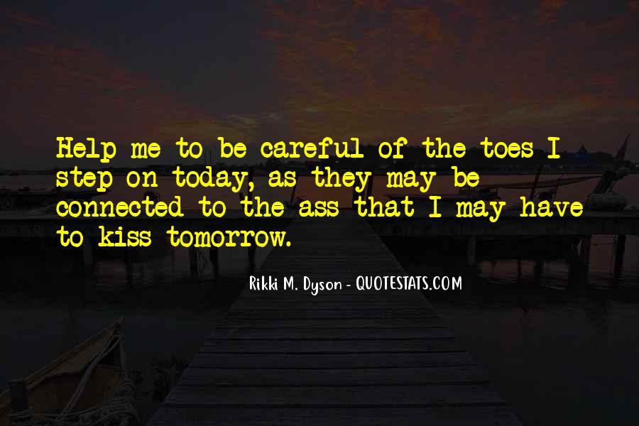 Rikki M. Dyson Quotes #1372398