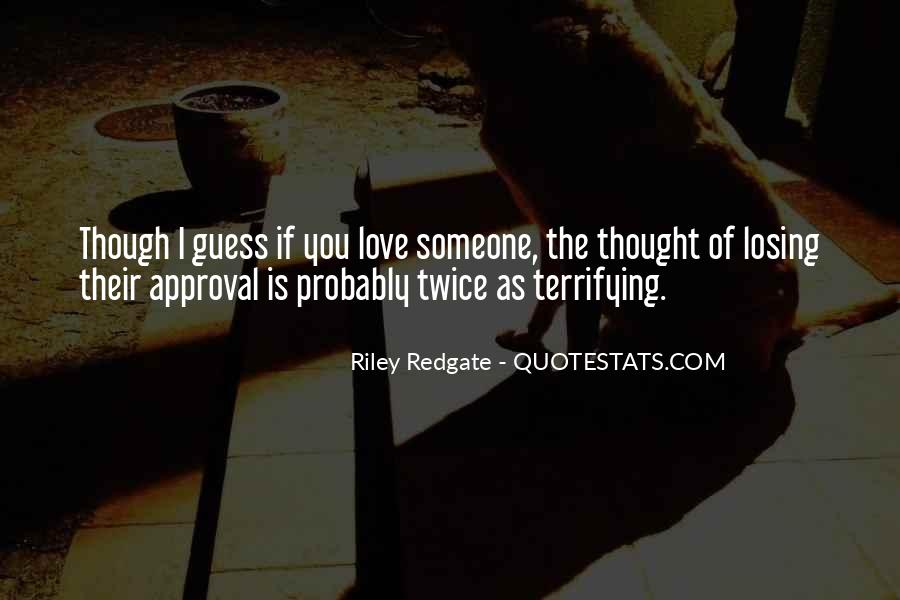 Riley Redgate Quotes #1356747