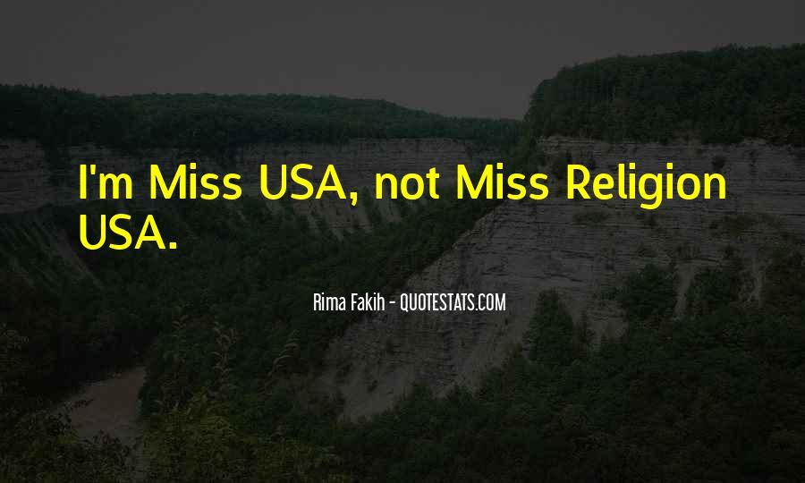Rima Fakih Quotes #475869