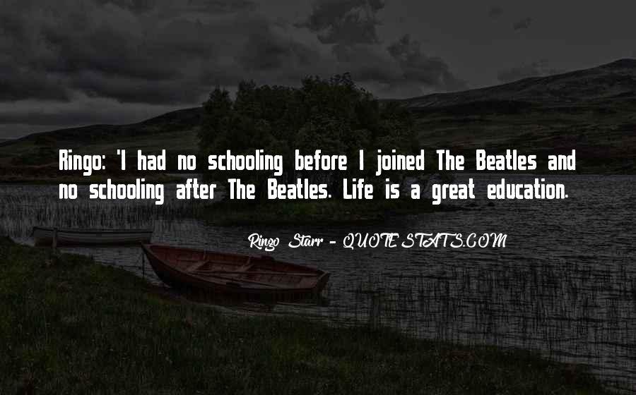 Ringo Starr Quotes #1164715