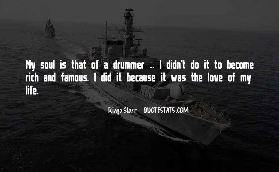 Ringo Starr Quotes #1241069