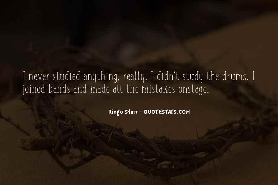 Ringo Starr Quotes #1315461