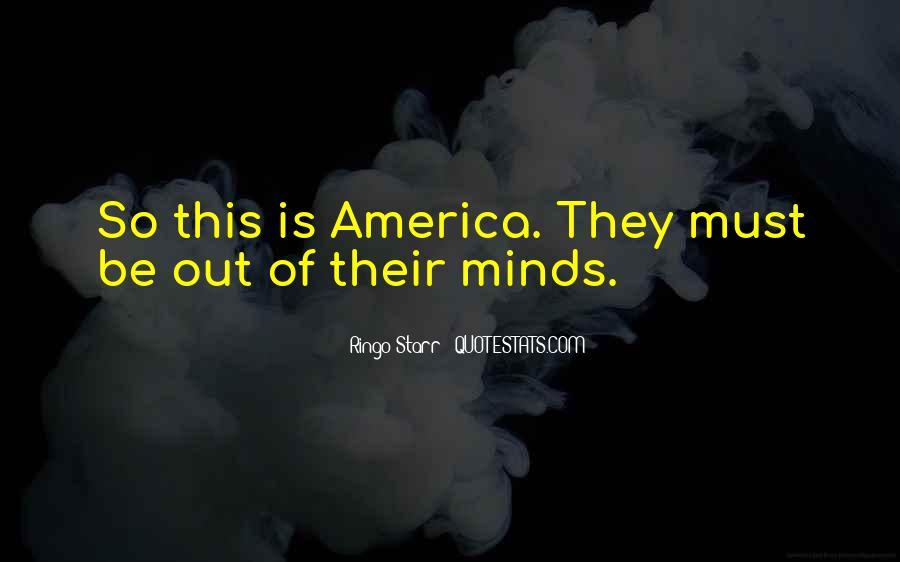 Ringo Starr Quotes #1398210
