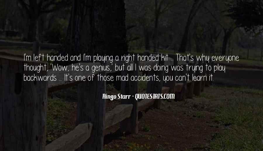 Ringo Starr Quotes #296243