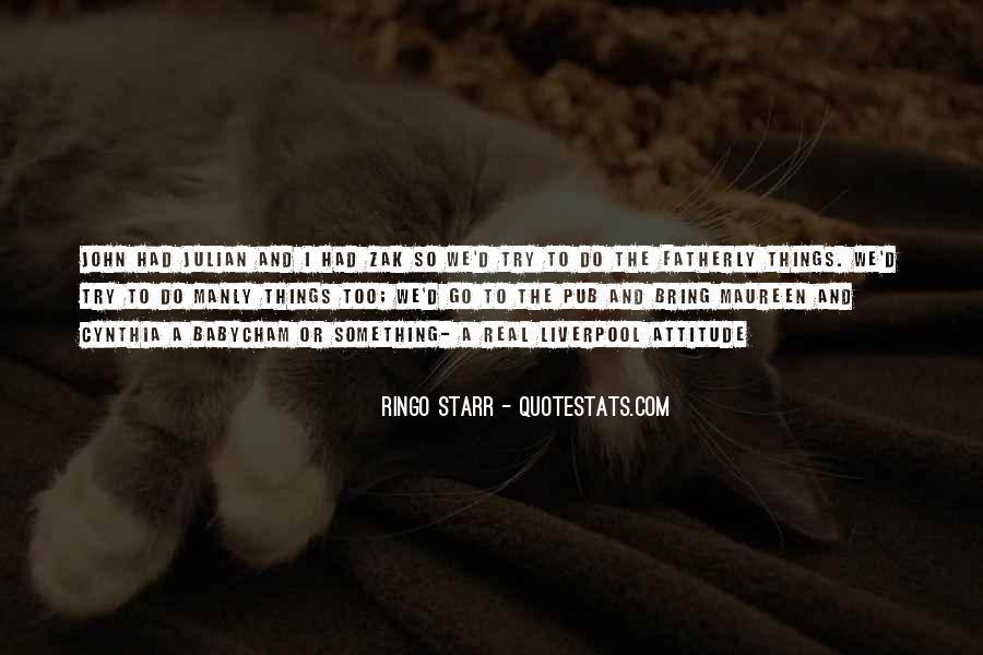 Ringo Starr Quotes #323833
