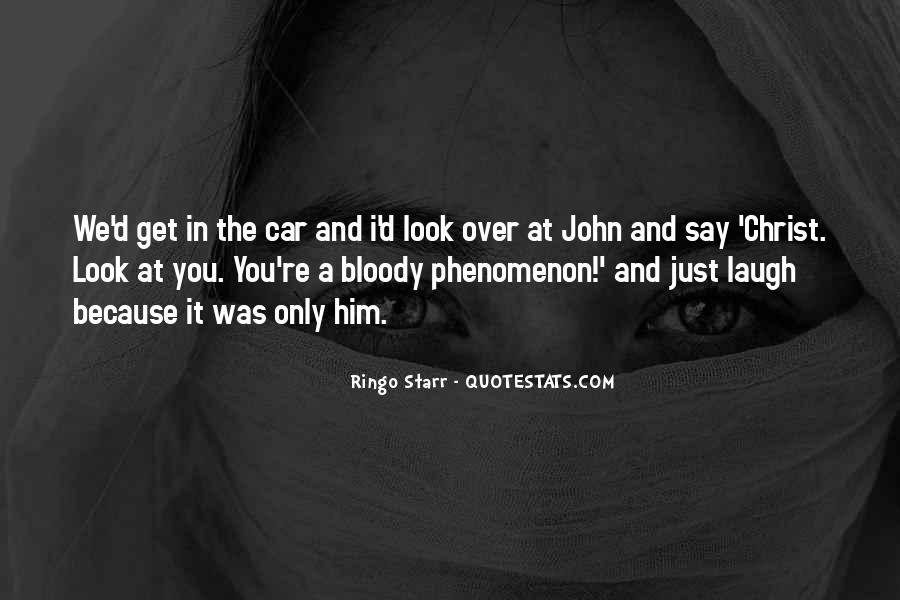 Ringo Starr Quotes #399681