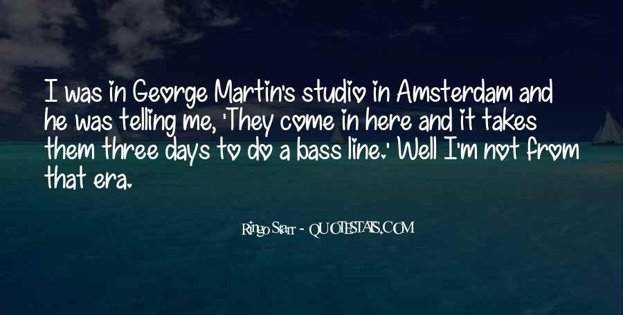 Ringo Starr Quotes #400909