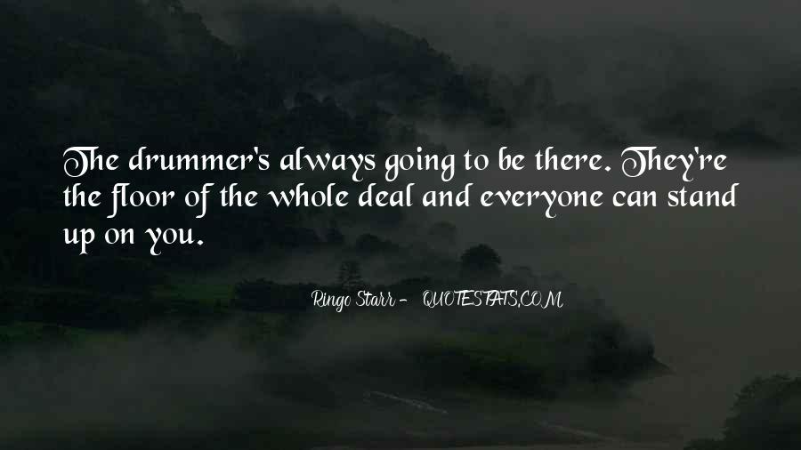 Ringo Starr Quotes #52059