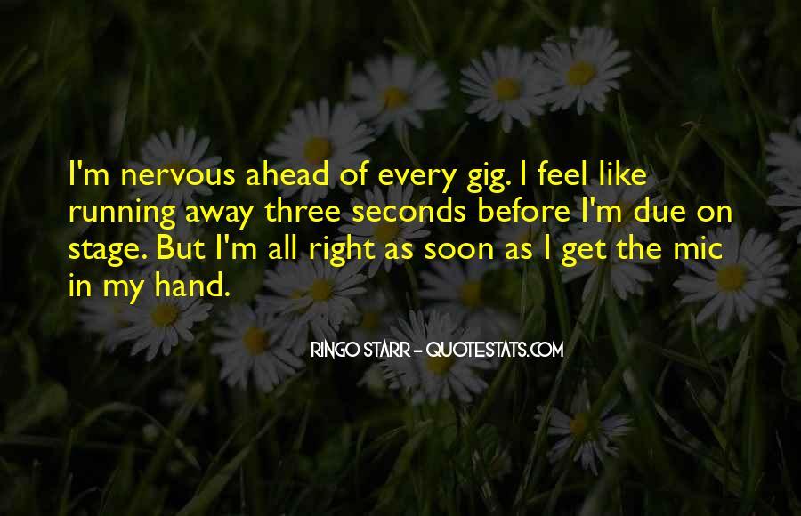 Ringo Starr Quotes #520630
