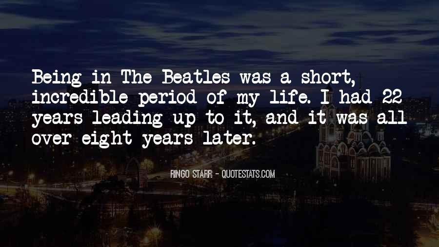 Ringo Starr Quotes #521087