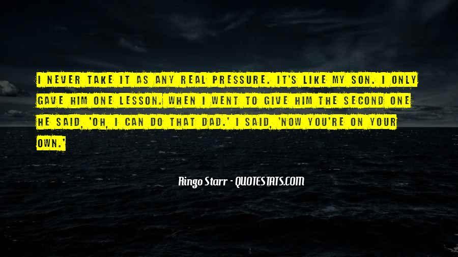 Ringo Starr Quotes #699382