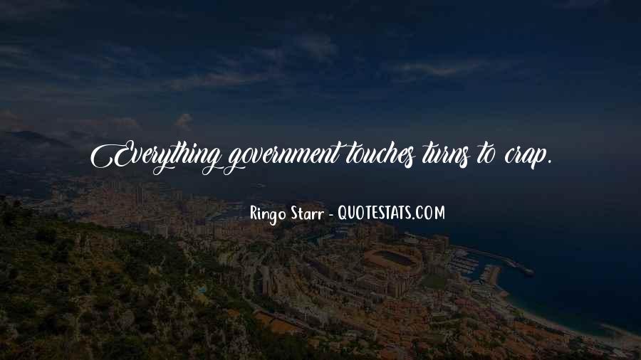 Ringo Starr Quotes #807137