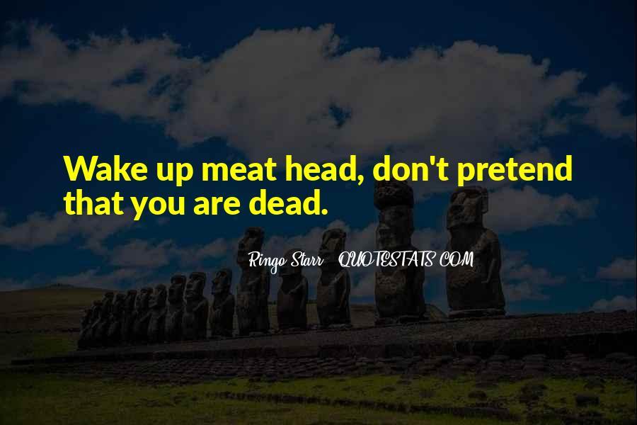 Ringo Starr Quotes #827002