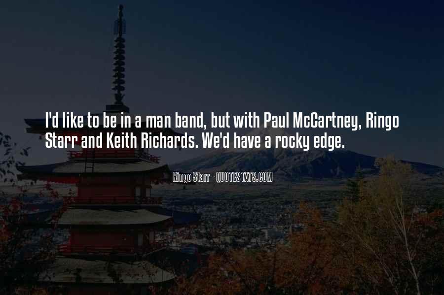 Ringo Starr Quotes #84765