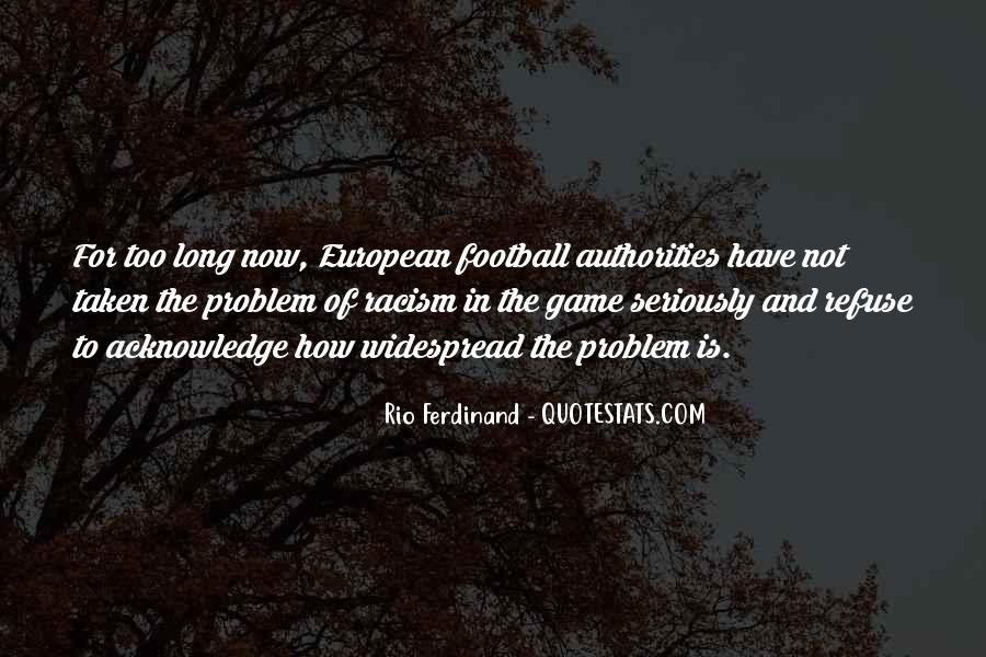 Rio Ferdinand Quotes #118605