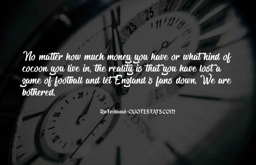 Rio Ferdinand Quotes #1480387