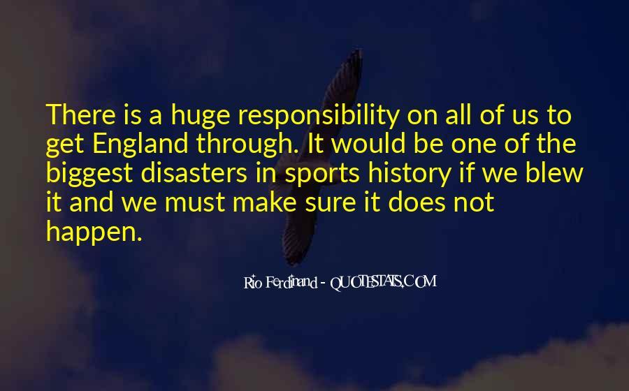 Rio Ferdinand Quotes #1558246