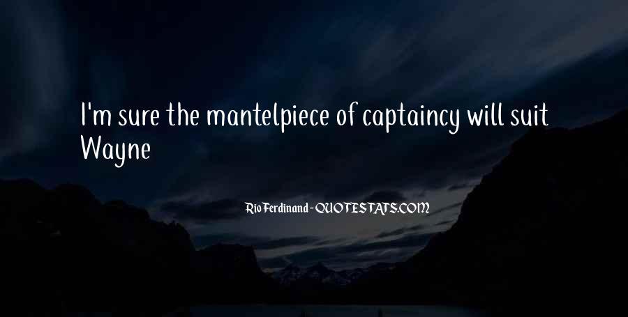 Rio Ferdinand Quotes #1704795
