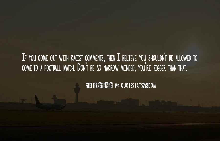 Rio Ferdinand Quotes #1846497