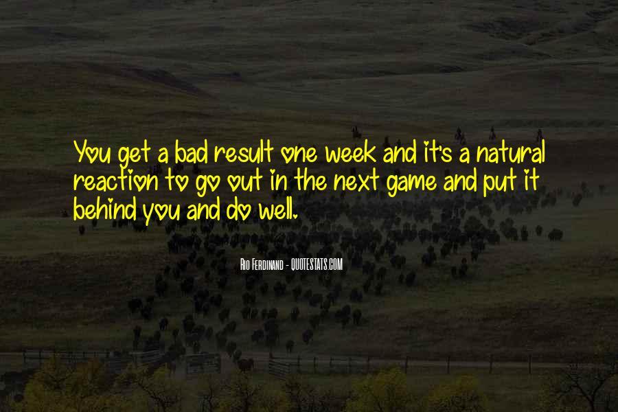 Rio Ferdinand Quotes #249488