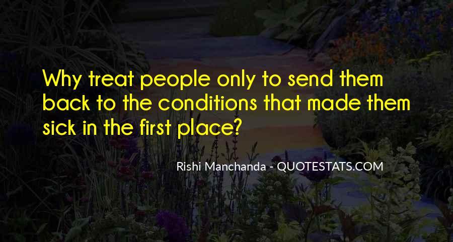 Rishi Manchanda Quotes #185788