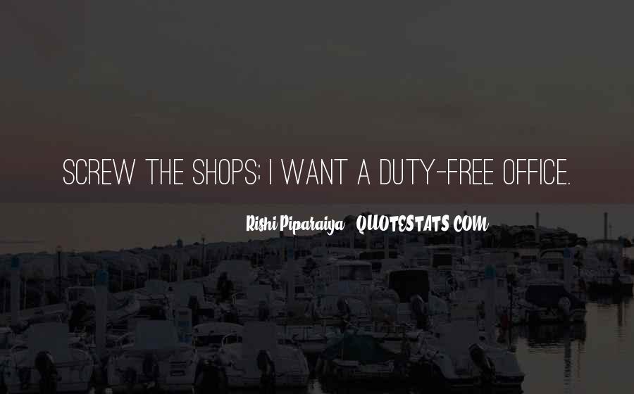 Rishi Piparaiya Quotes #995271