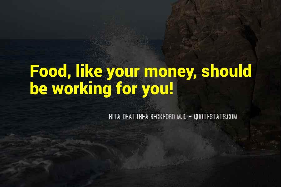 Rita Deattrea Beckford M.D. Quotes #634168