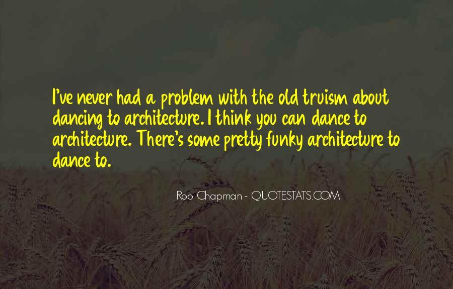 Rob Chapman Quotes #954306