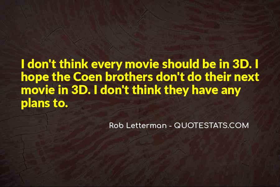Rob Letterman Quotes #1836168