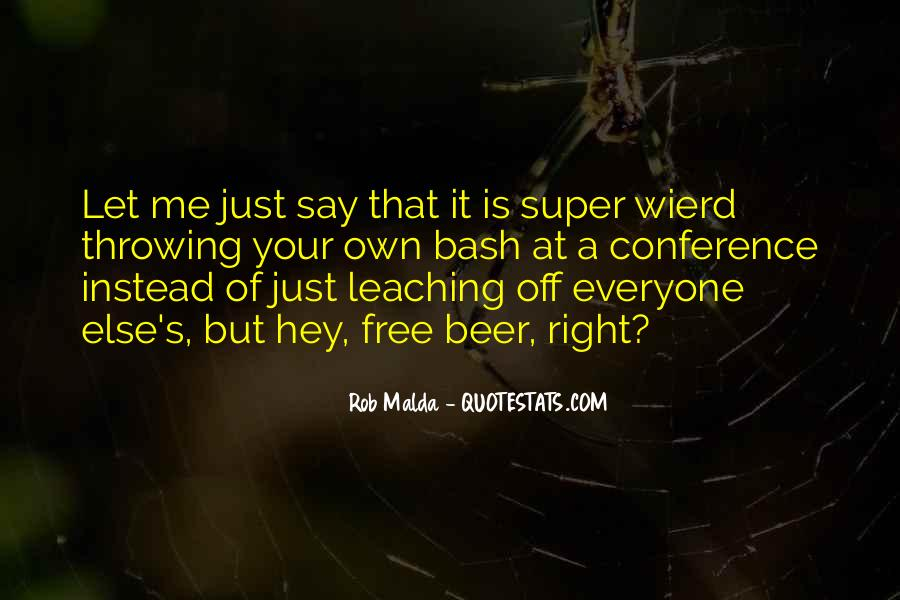 Rob Malda Quotes #613895