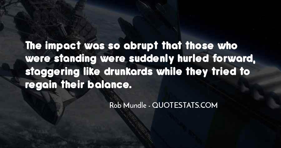 Rob Mundle Quotes #923858