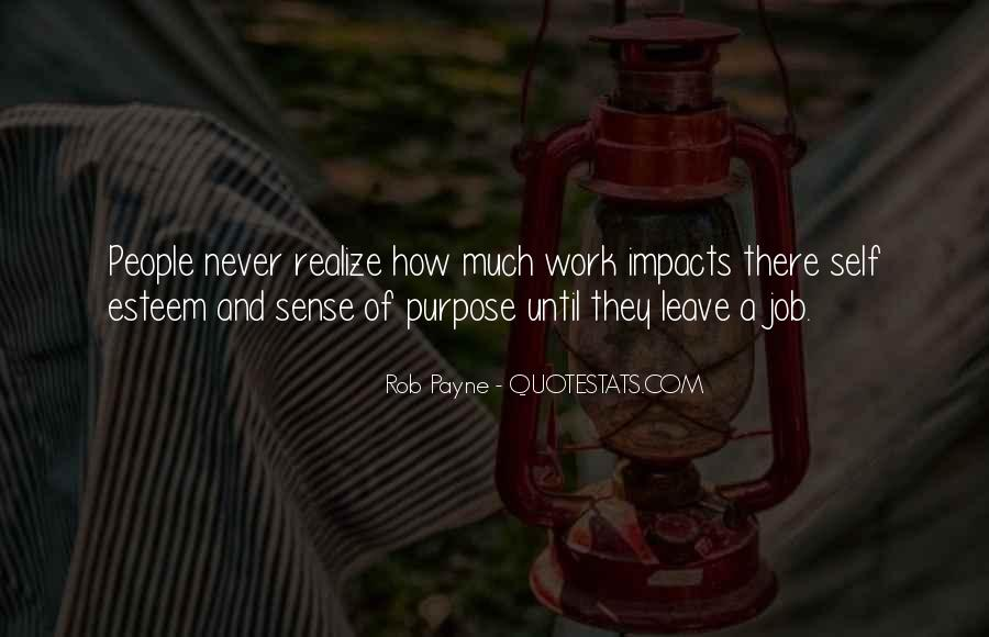 Rob Payne Quotes #658716